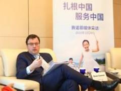 夏立维:抓出机遇,迎接中国数字化医疗浪潮